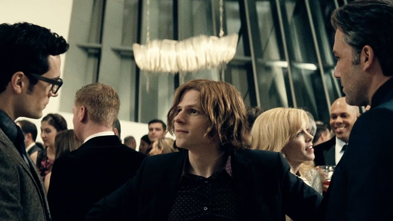 Badman and superman movie jesse eisenberg photos