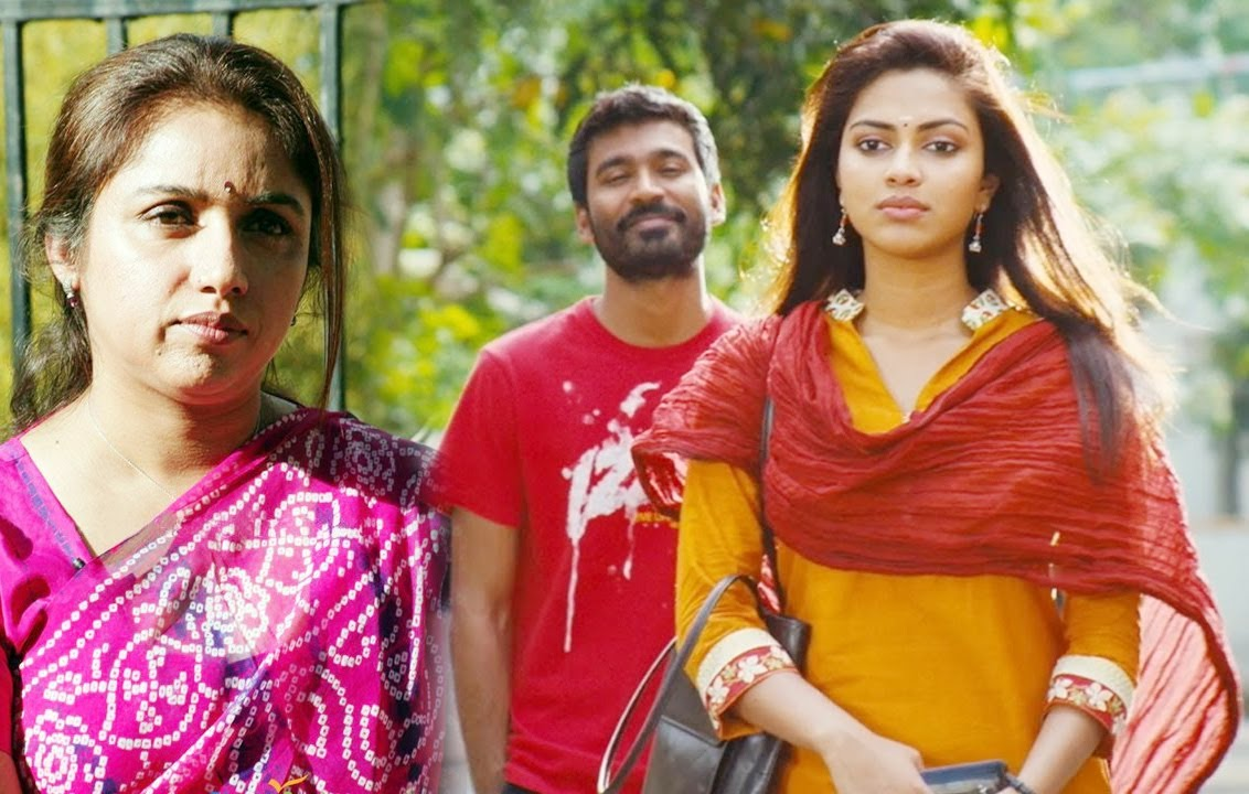 Dhanush revathi amalapaul amma kanakku movie stills
