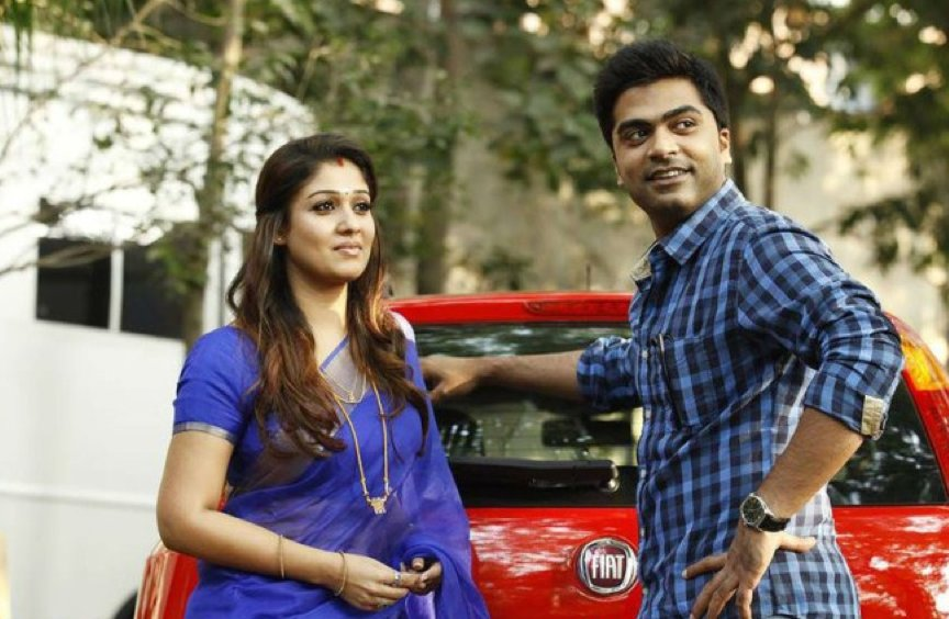 Idhu namma aalu movie simbu nayantara wallpaper