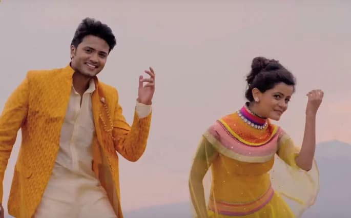 Ishtakamya film dance stills