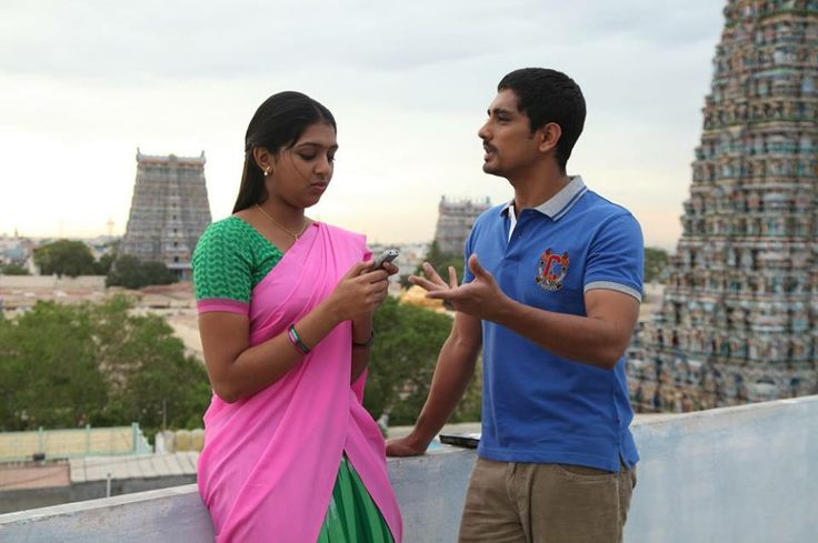 Jigarthanda film siddharth and lakshmi menon photos