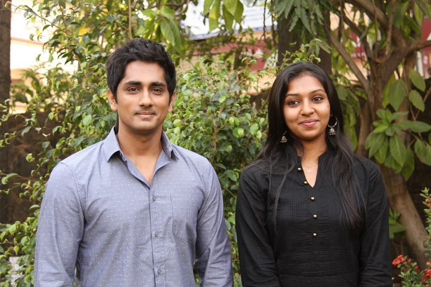 Jigarthanda film siddharth and lakshmi menon wallpaper