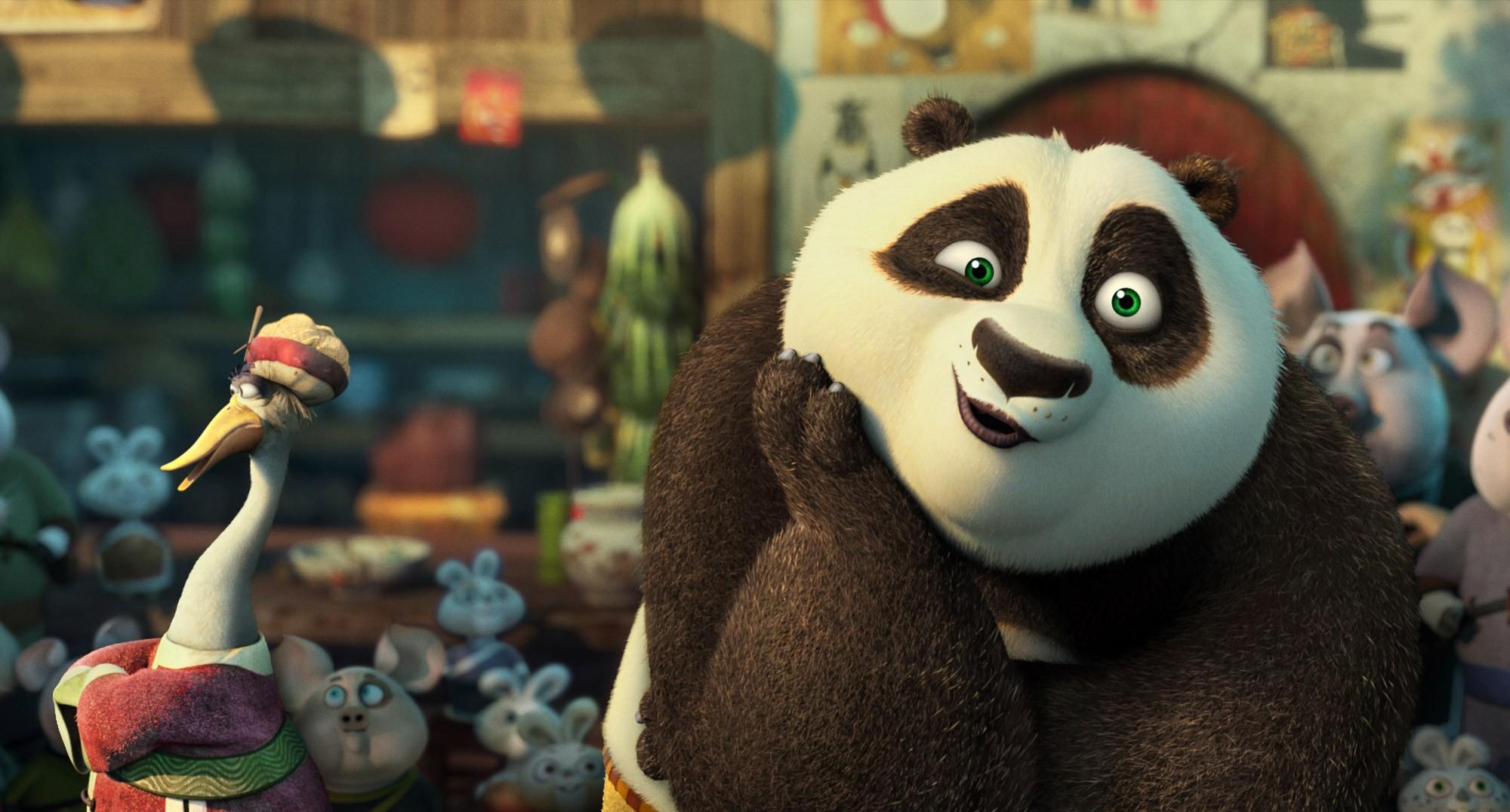 Kung fu panda 3 film gallery