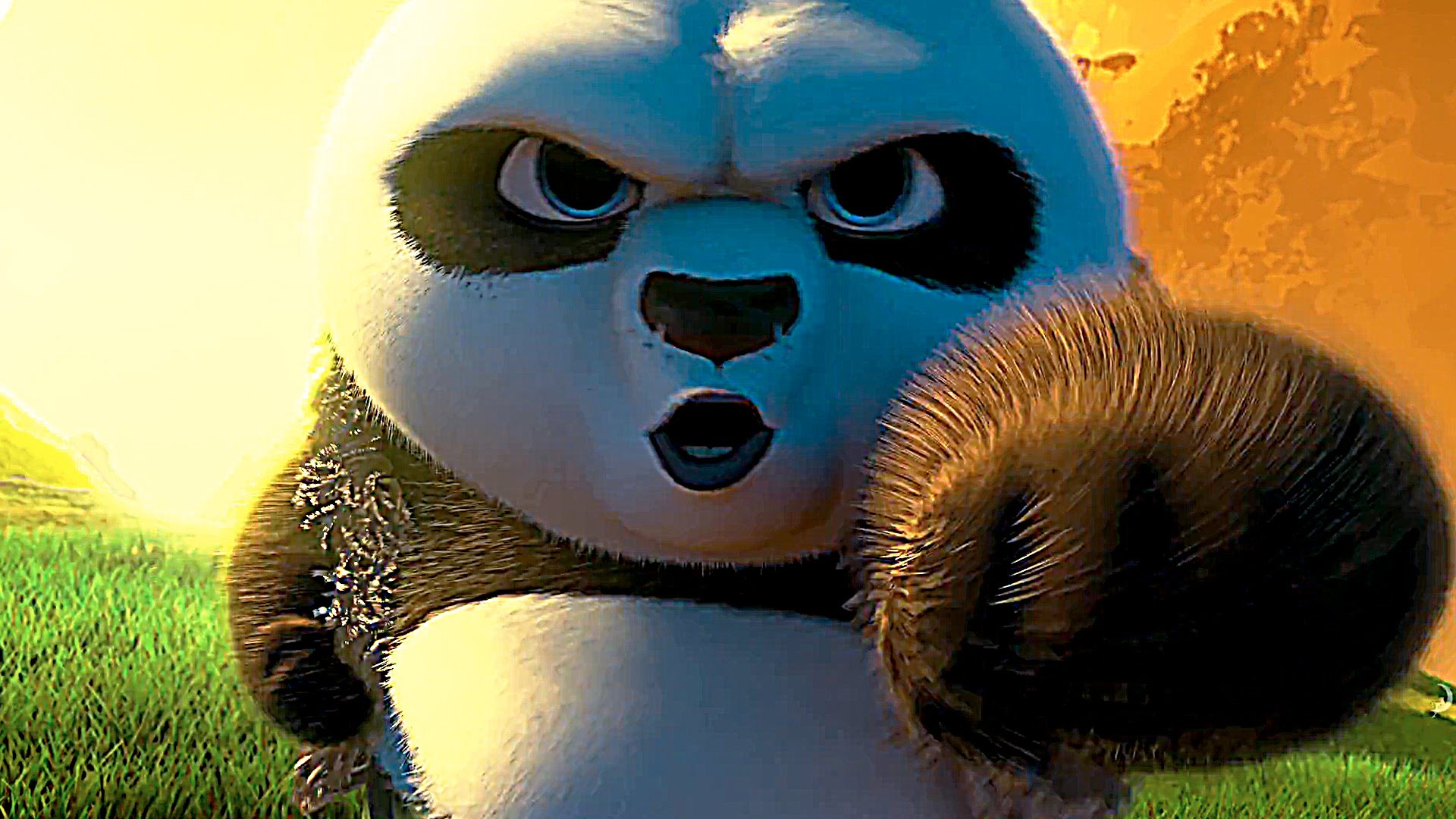 Kung fu panda 3 movie photos