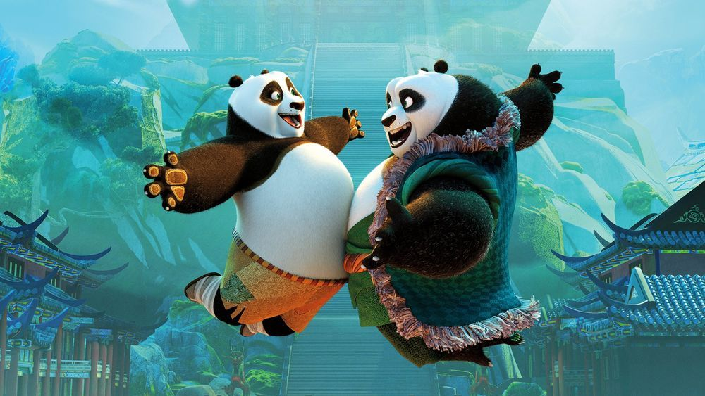 Kung fu panda 3 movie pictures