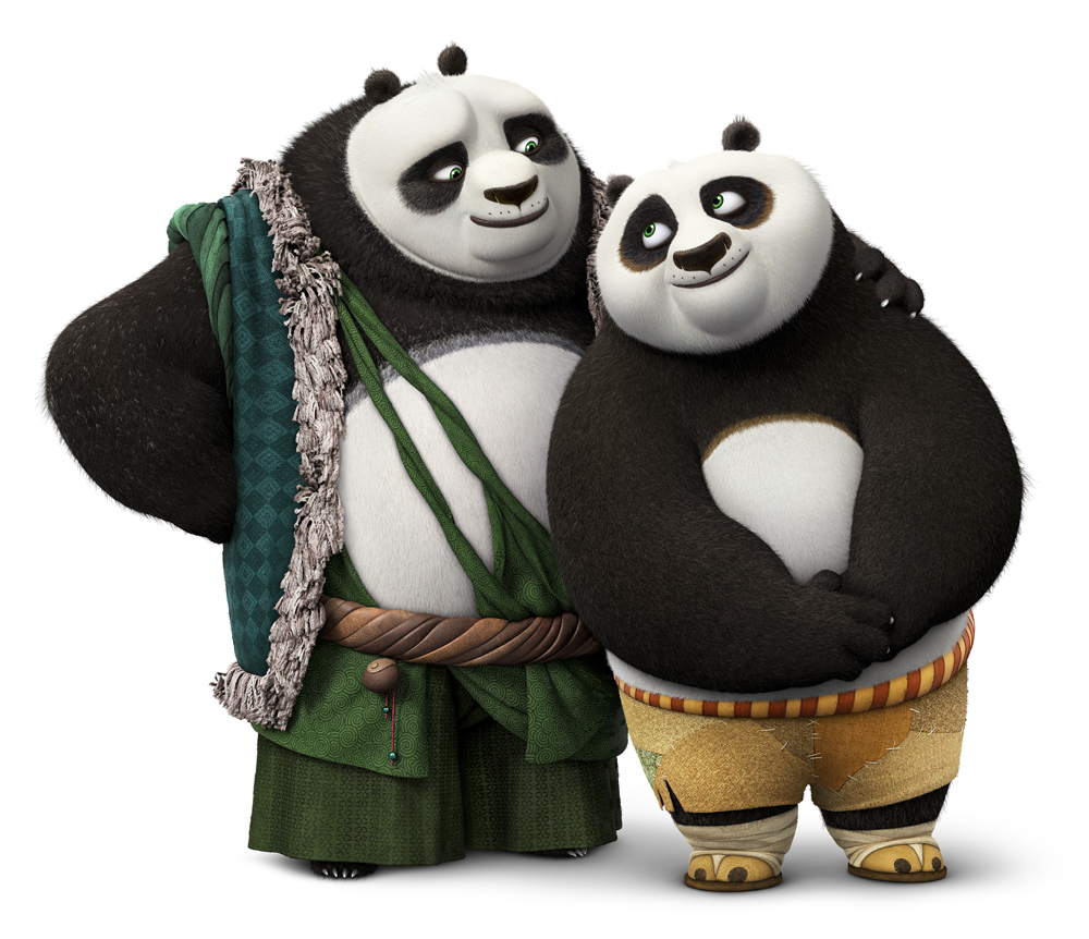 Kung fu panda 3 movie stills