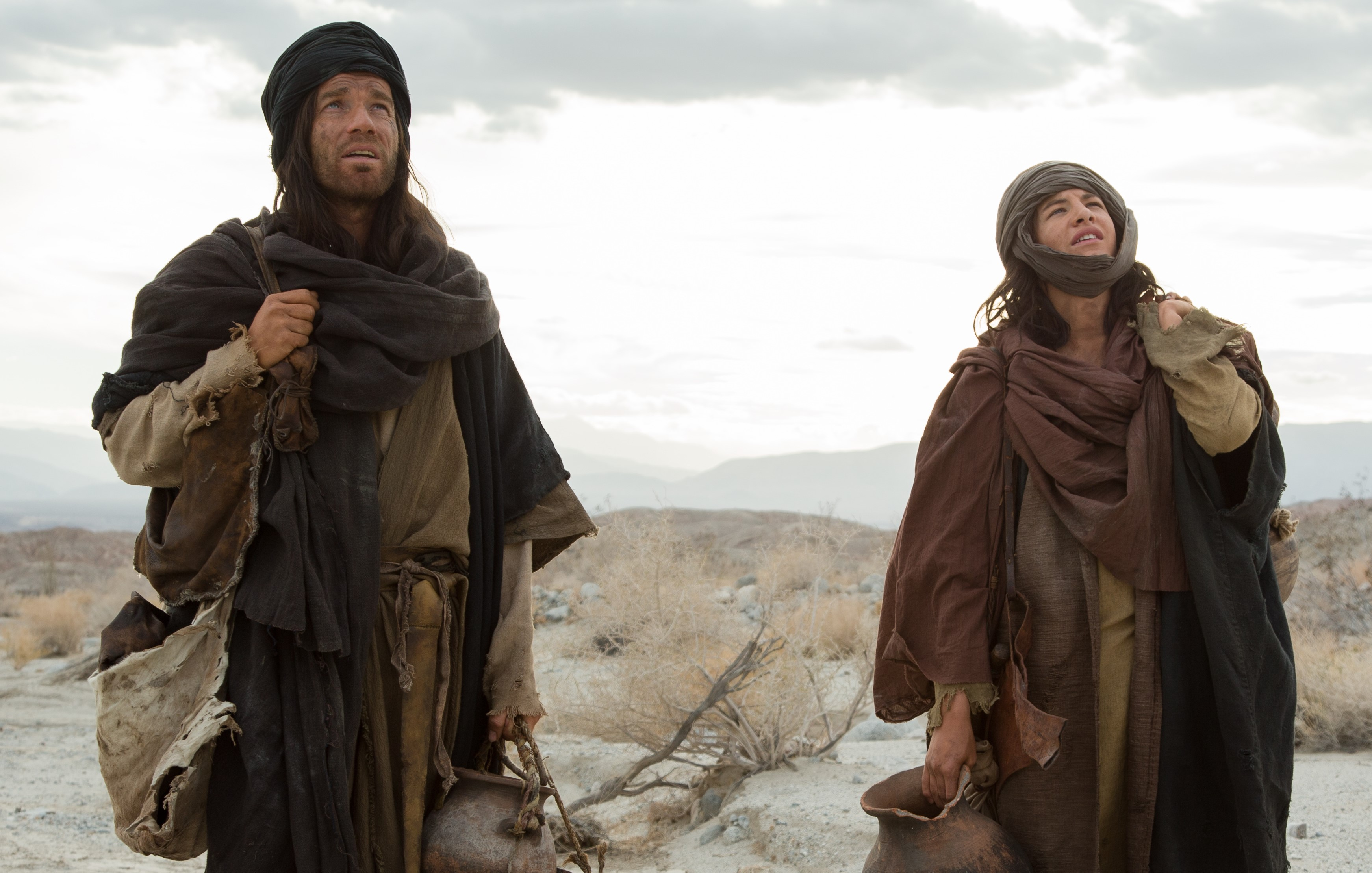 Last days in the desert film ciarán hinds and ayelet zurer