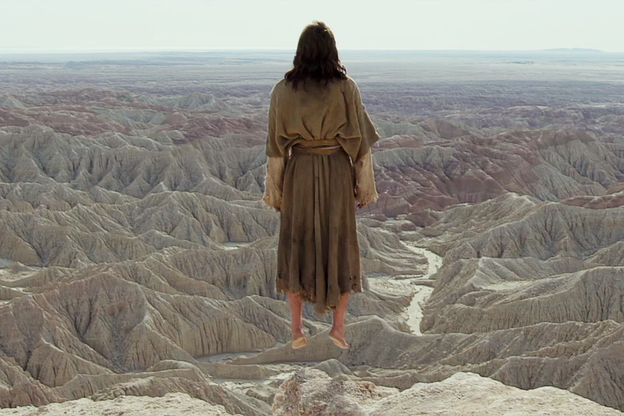 Last days in the desert film movie photos