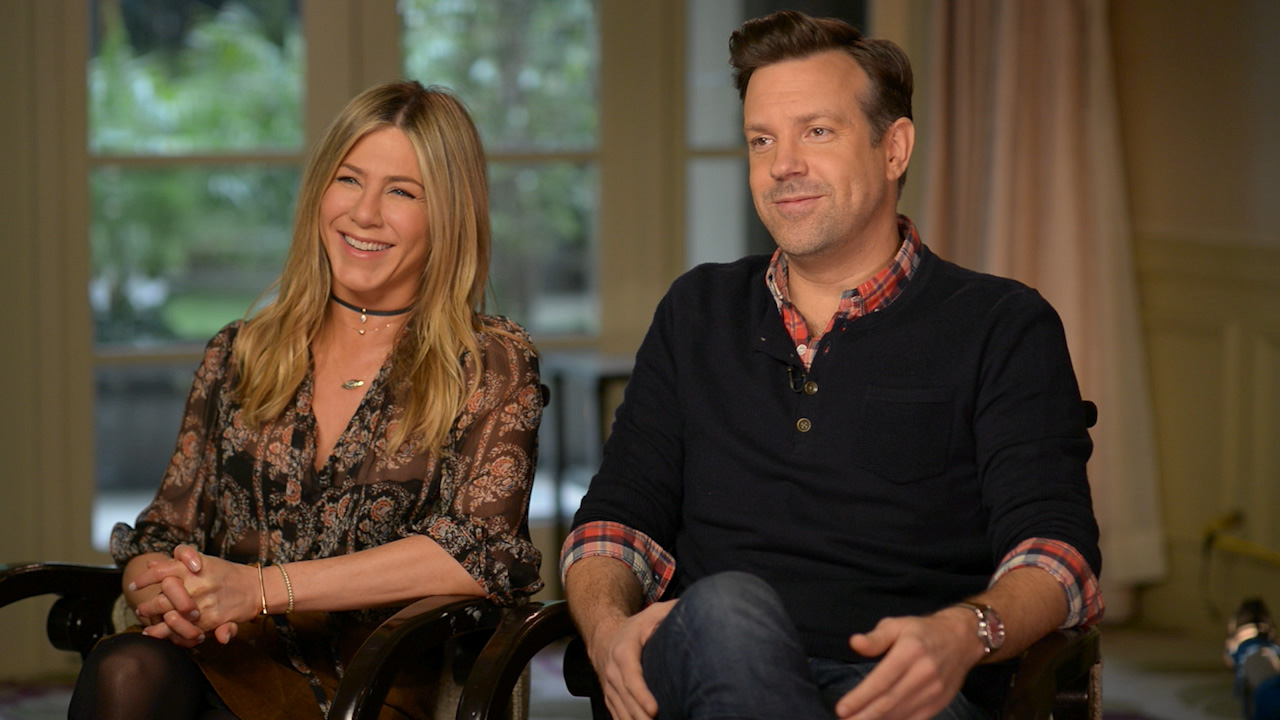 Mother days jennifer aniston timothy olyphant film photos