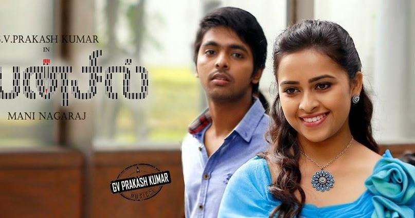 Pencil movie gv prakash and sri divya photos