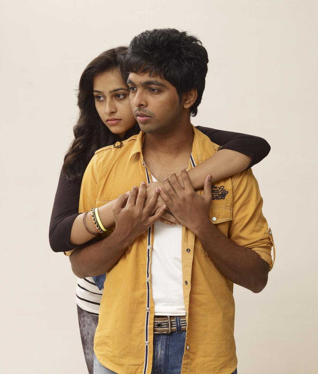 Pencil movie gv prakash and sri divya stills