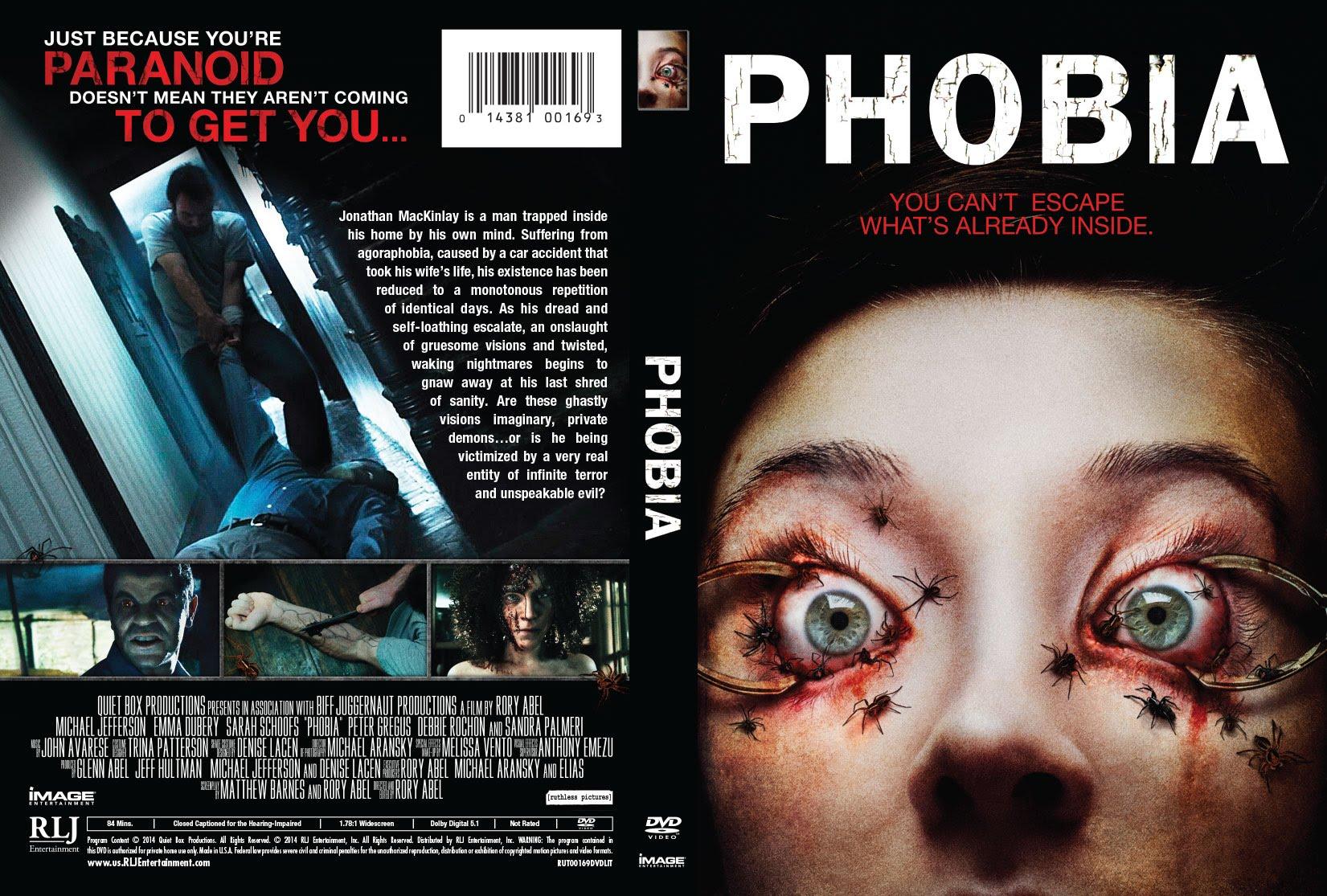 Phobia film poster
