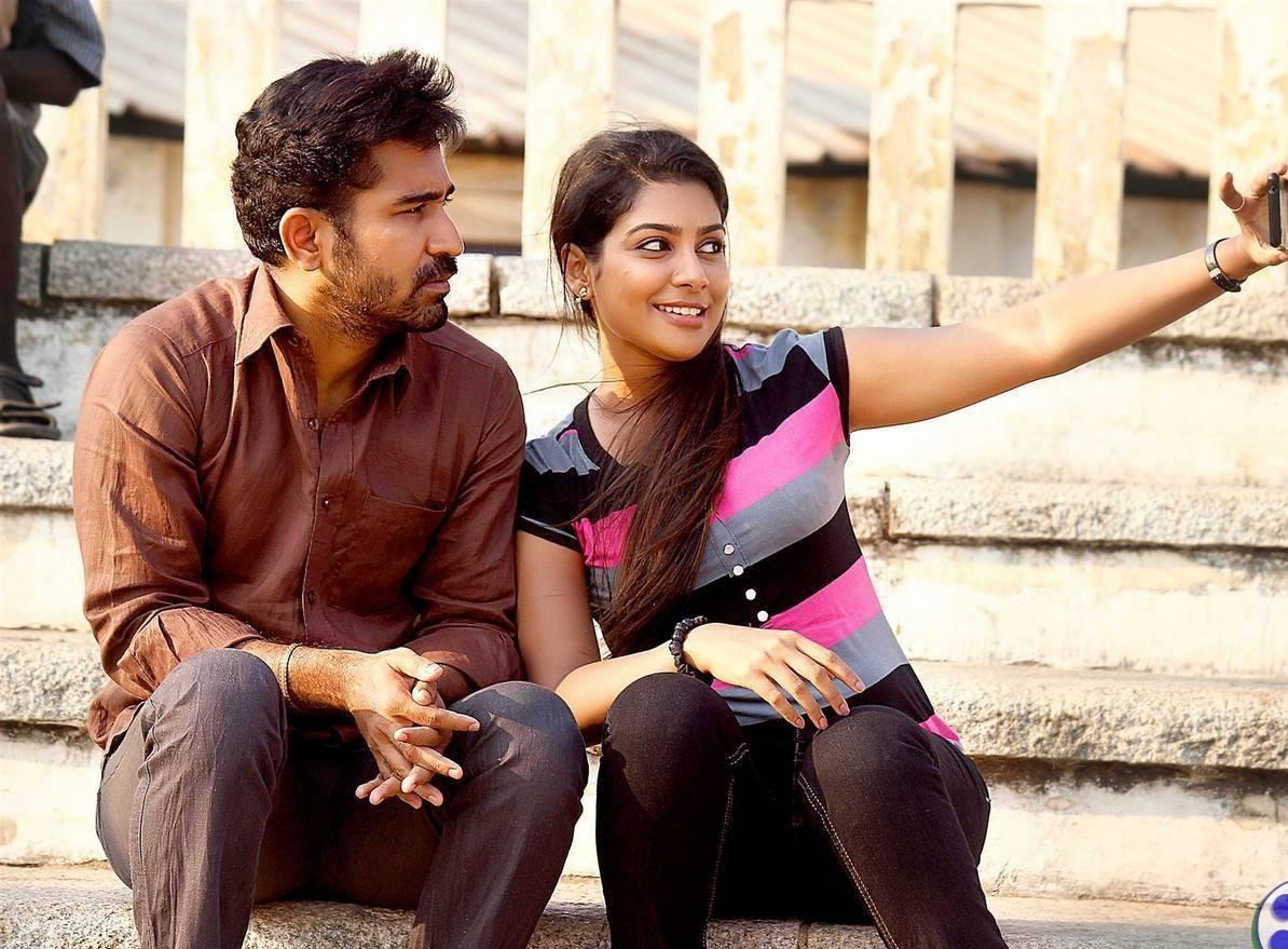 Pichaikaran tamil movie wallpaper
