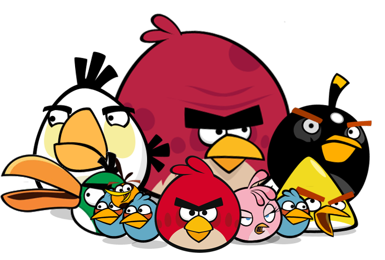 The angry birds movies