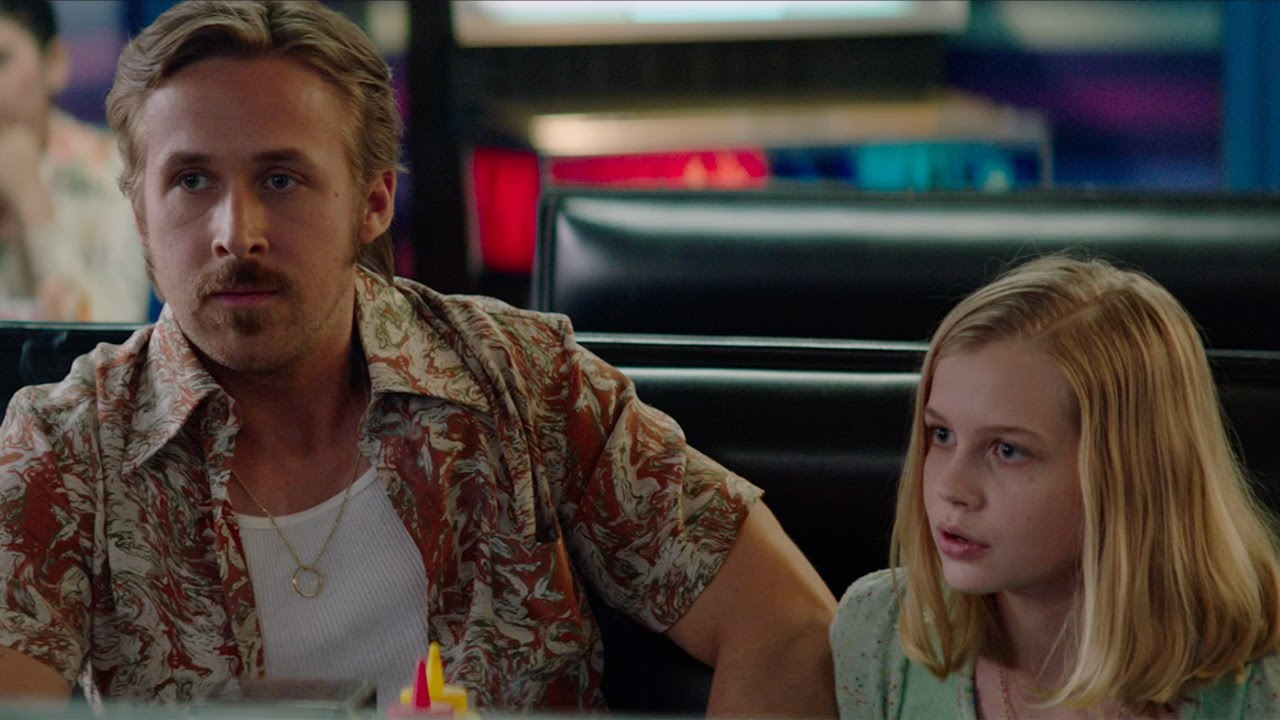 The nice guys film pictures