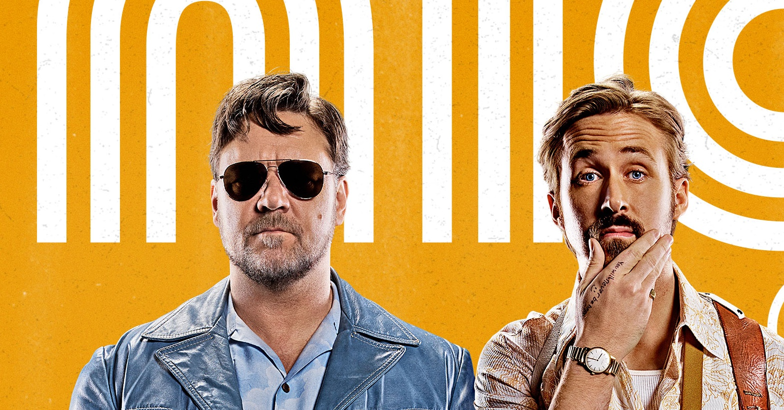 The nice guys film wallpaper