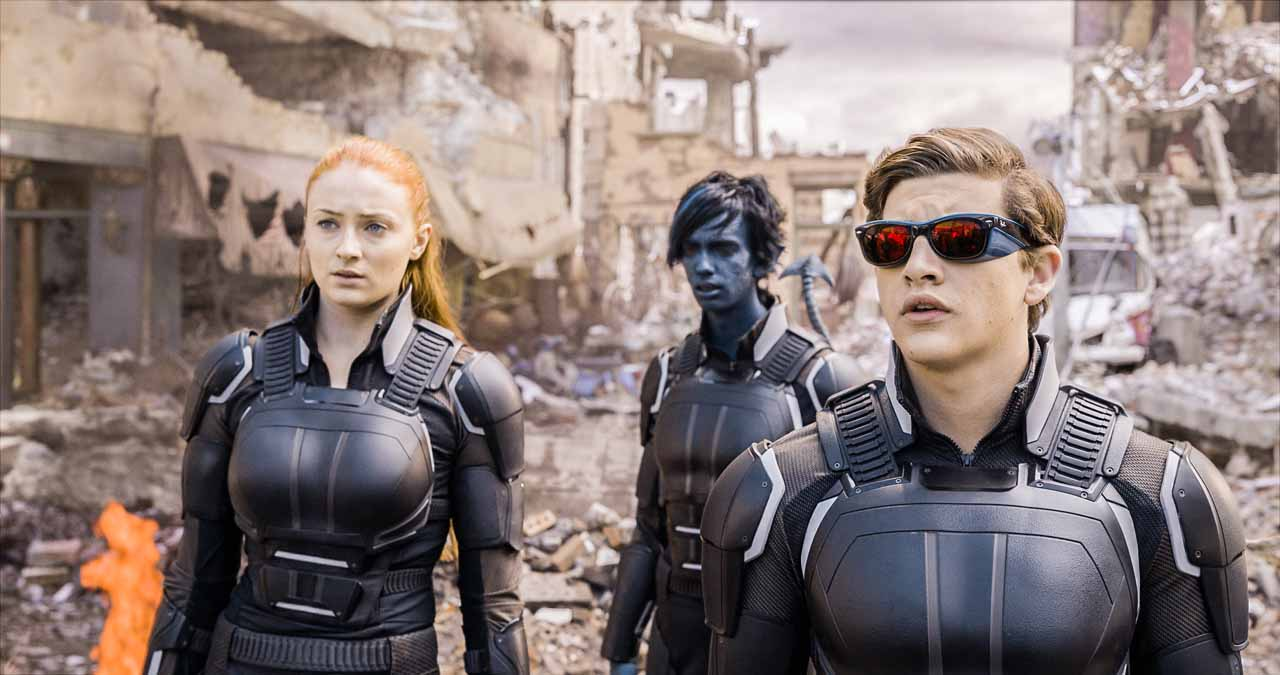 X men apocalypse movie james mcavoy jennifer lawrence stills