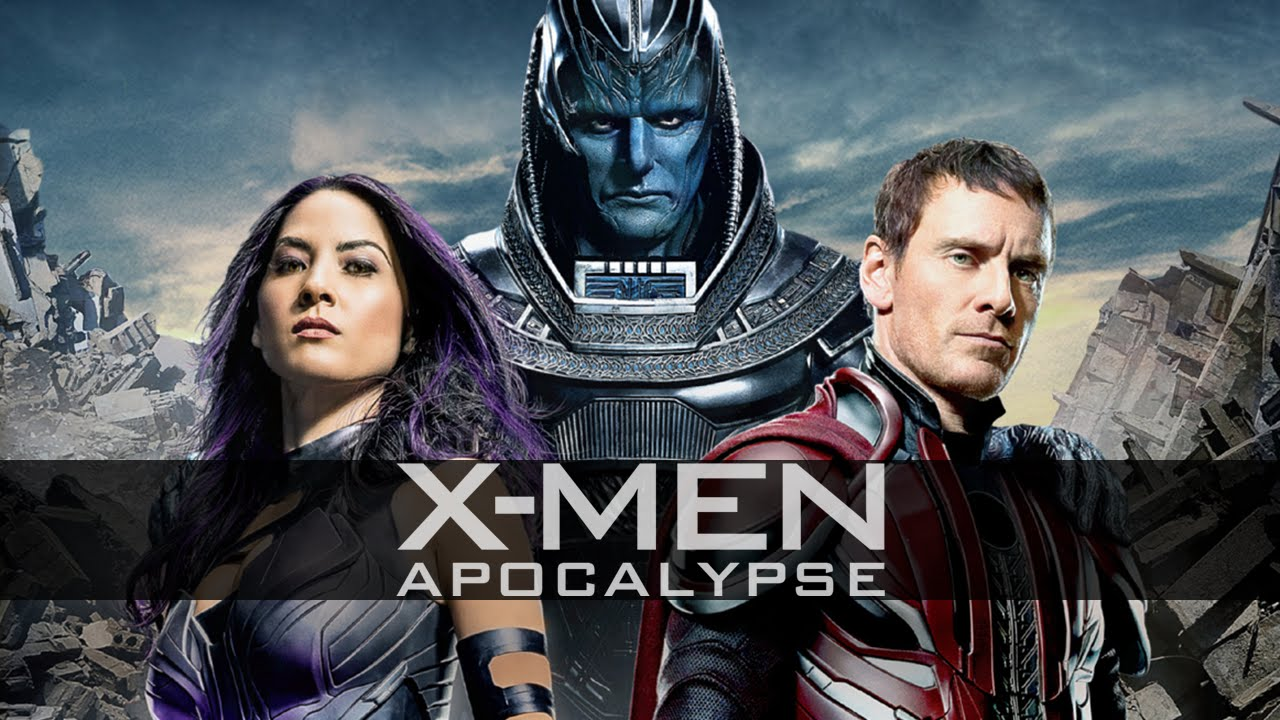 X men apocalypse movie new poster