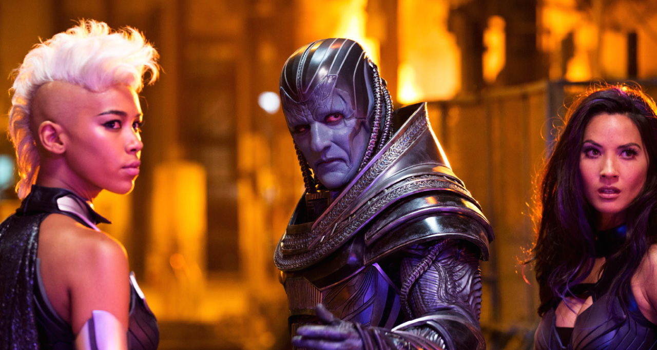 X men apocalypse movie stills