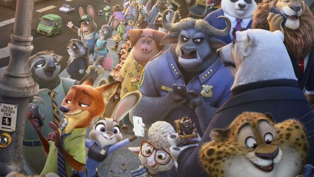 Zootopia movie pictures