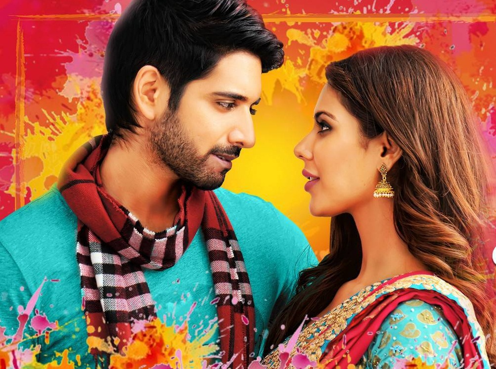 Aatadukundam raa actors sushanth sonam bajwa photos