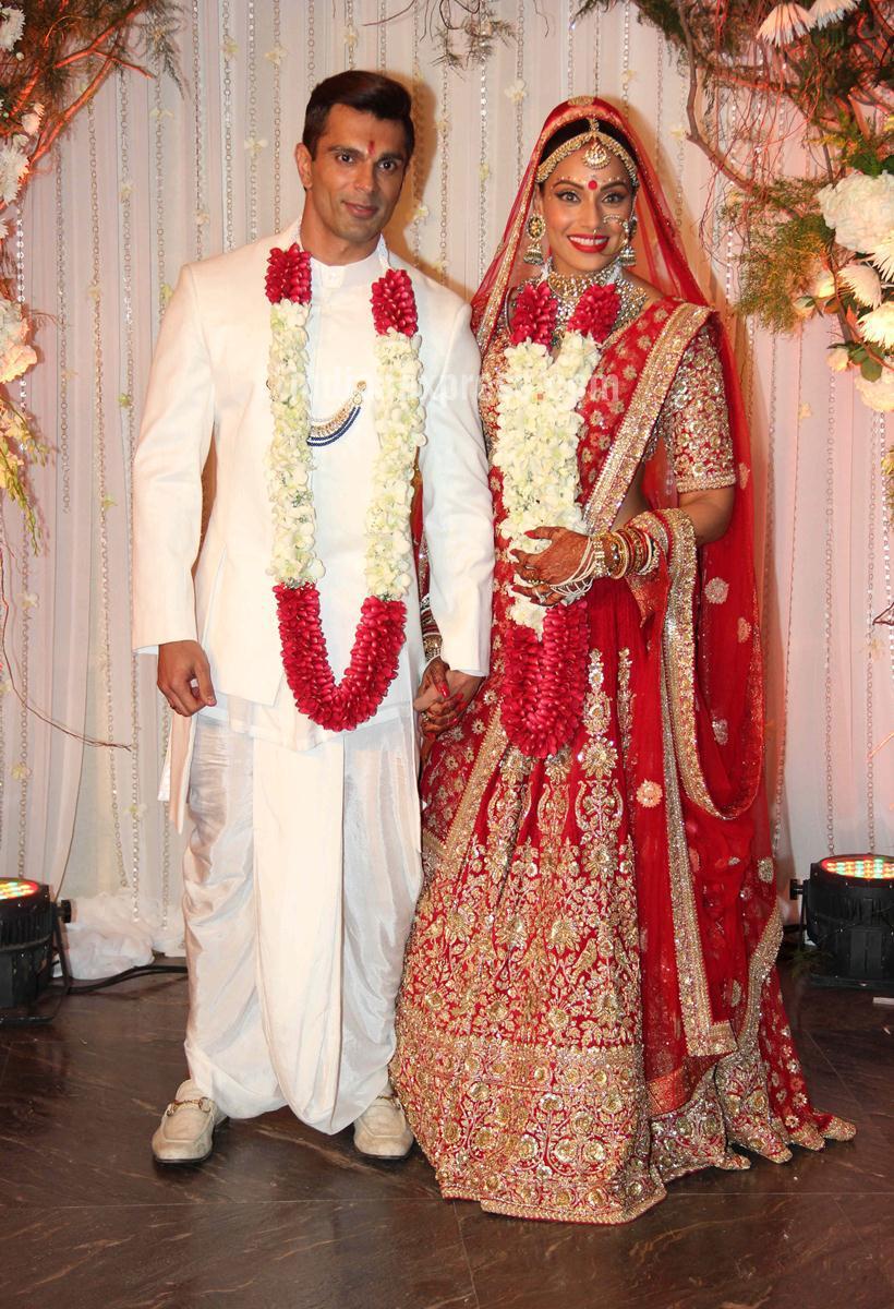 Bipasha basu karan singh wedding albums