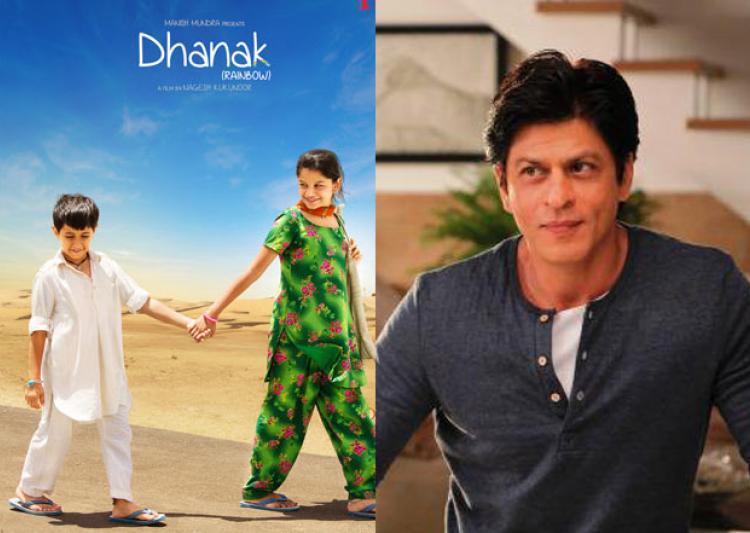 Dhanak movie shahrukh khan photos