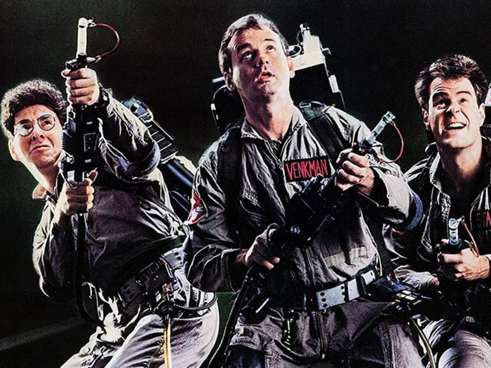 Ghostbusters 3 film image