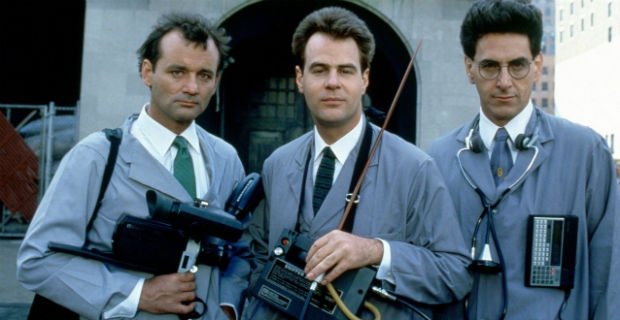 Ghostbusters 3 film starring photos