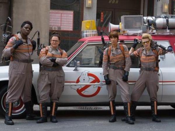 Ghostbusters 3 movie photos