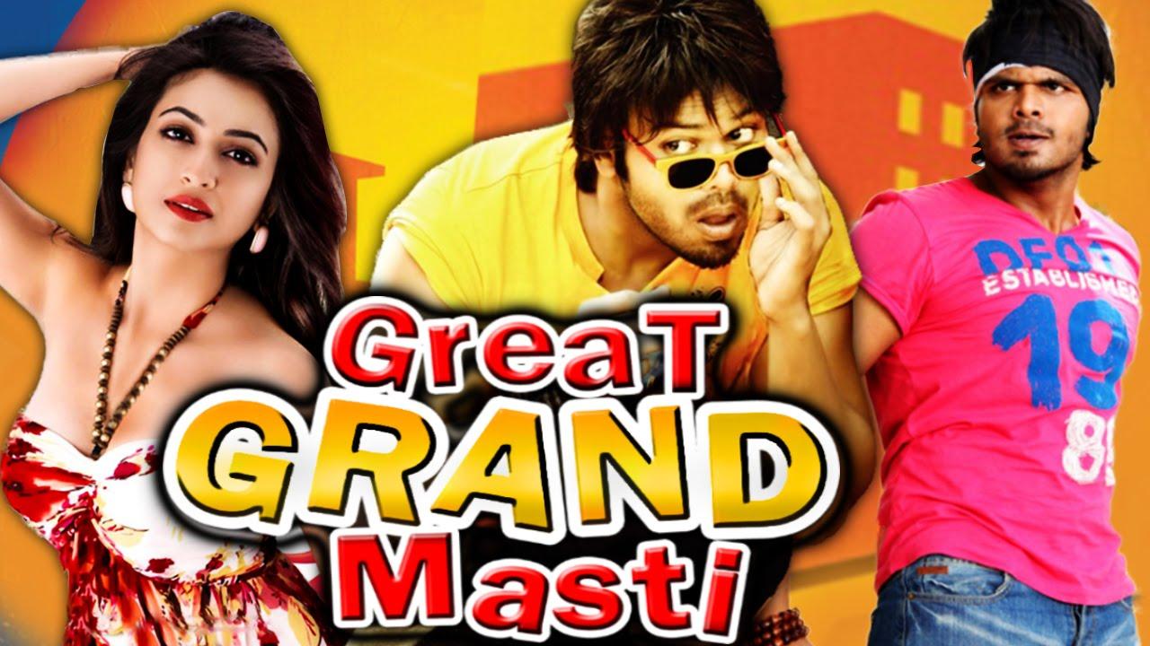 Great grand masti movie poster