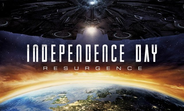 Independence day resurgence film poster