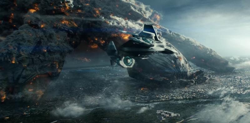 Independence day resurgence film