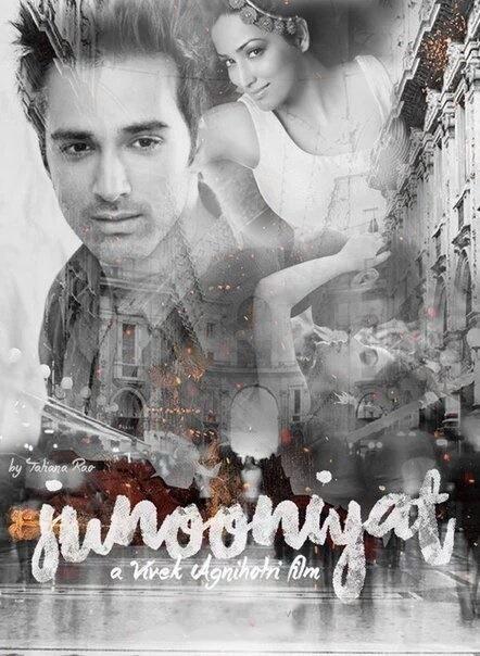 Junooniyat movie poster