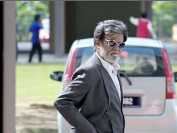 Kabali film neruppu da teaser image