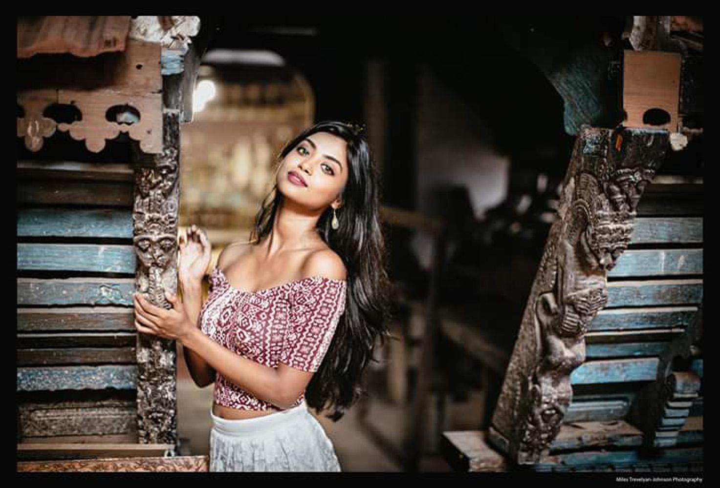 Kammatipaadam heroine shaun romy stills