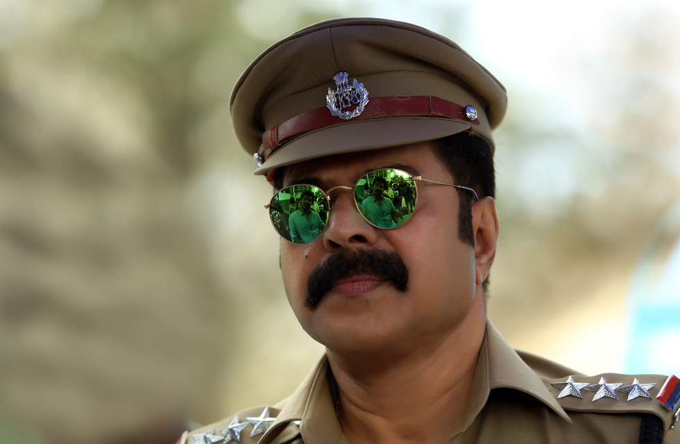 Kasaba malayalam movie actors mammootty stills