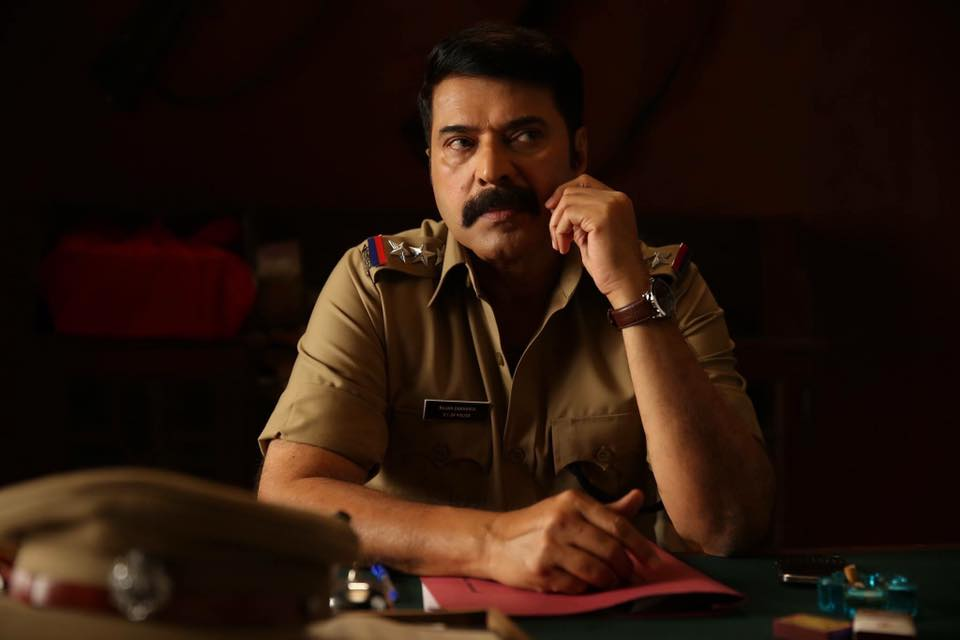 Kasaba mammootty police dress photos