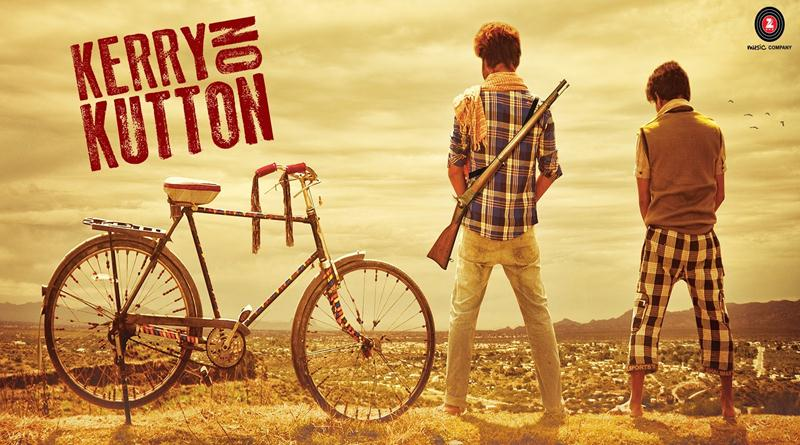 Kerry on kutton hindi movie poster