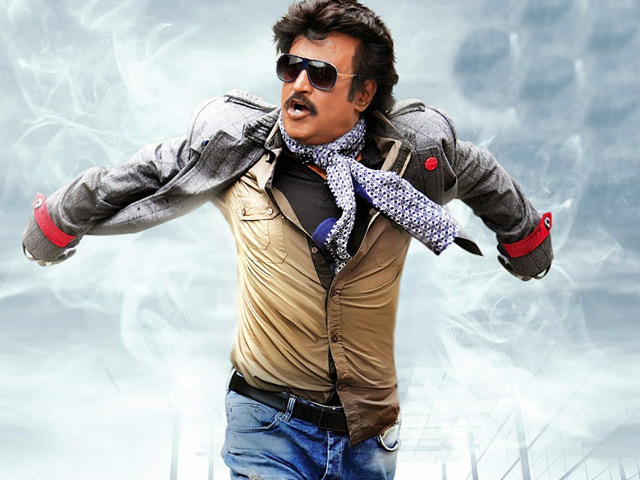 Lingaa film super star rajinikanth photos