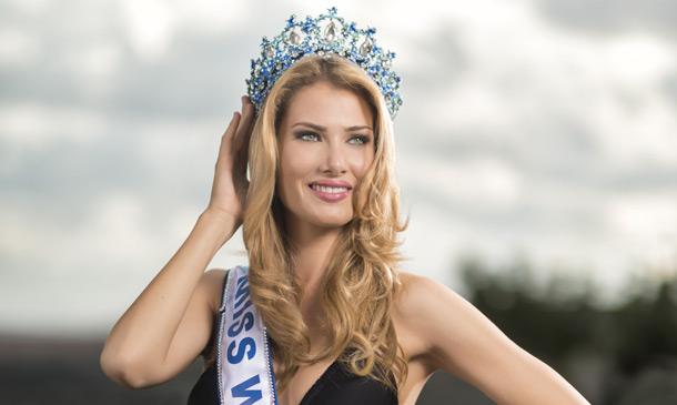 Mireia lalaguna royo 2015 spain miss world stills