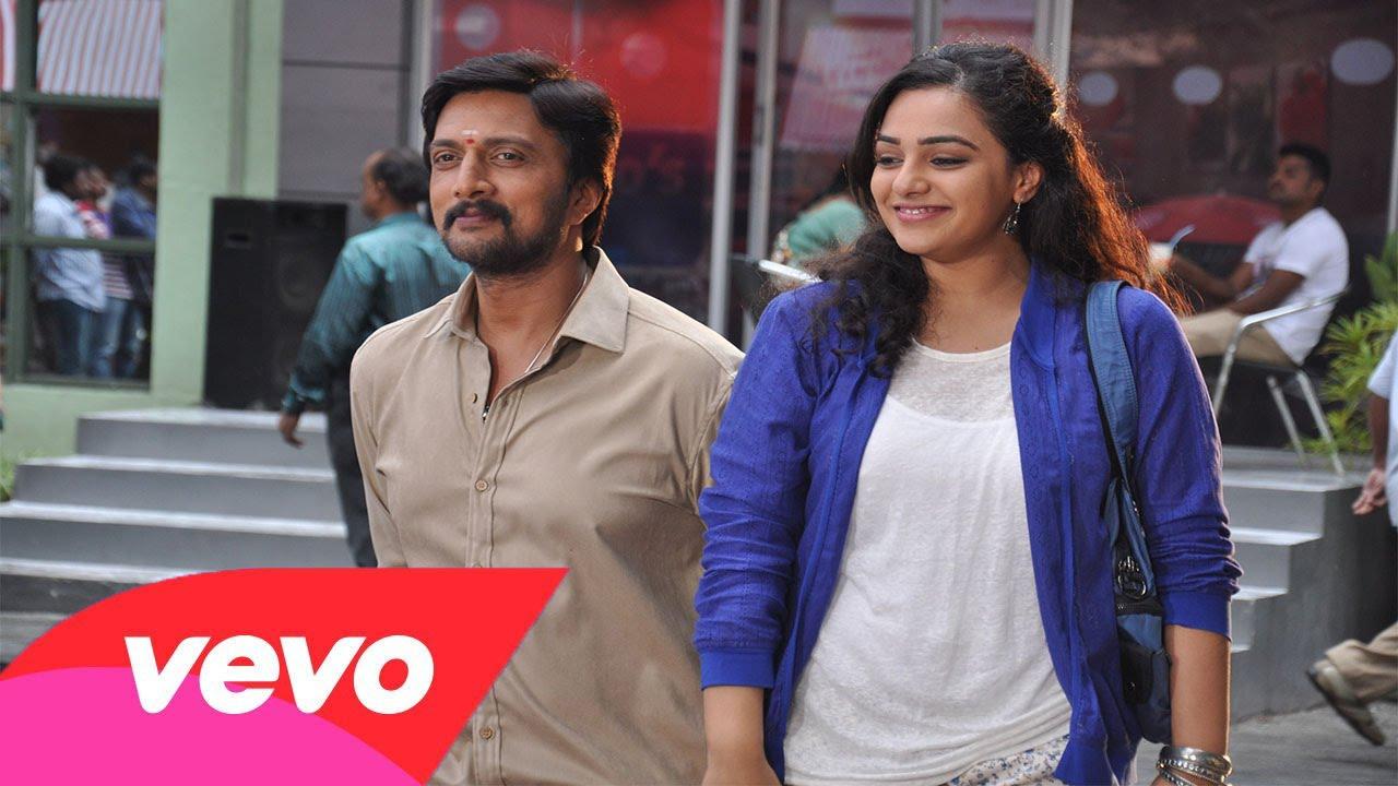 Mudinja ivana pudi film hero sudeep and heroine nithya menen