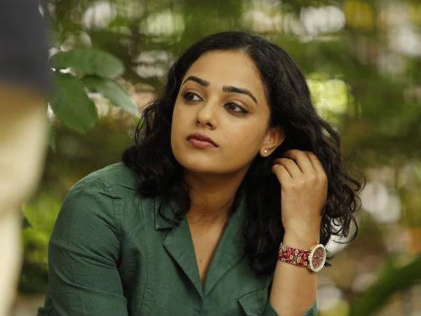 Nithya menen photos at mudinja ivana pudi film