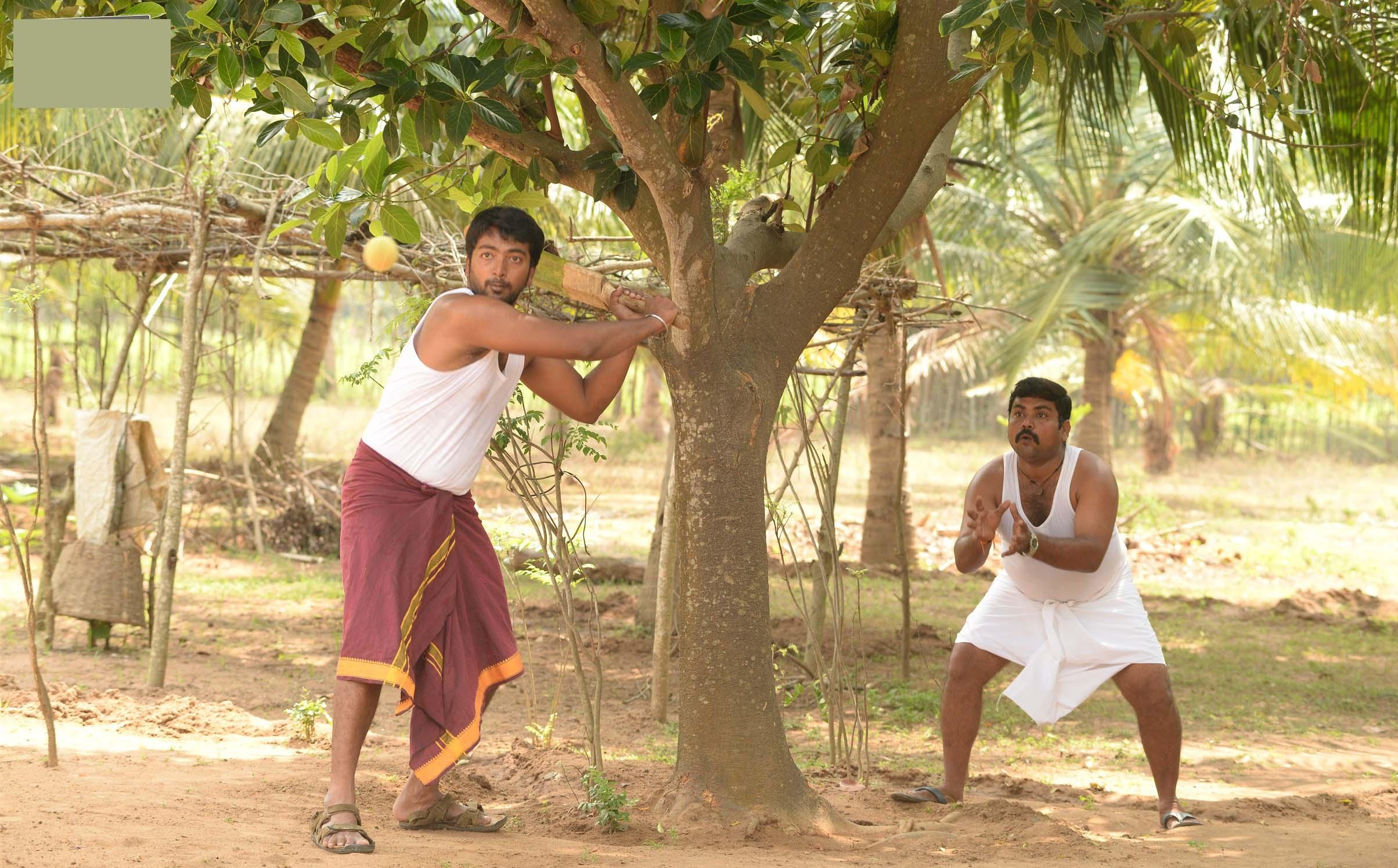 Raja manthiri hero kaali venkat and kalaiyarasan