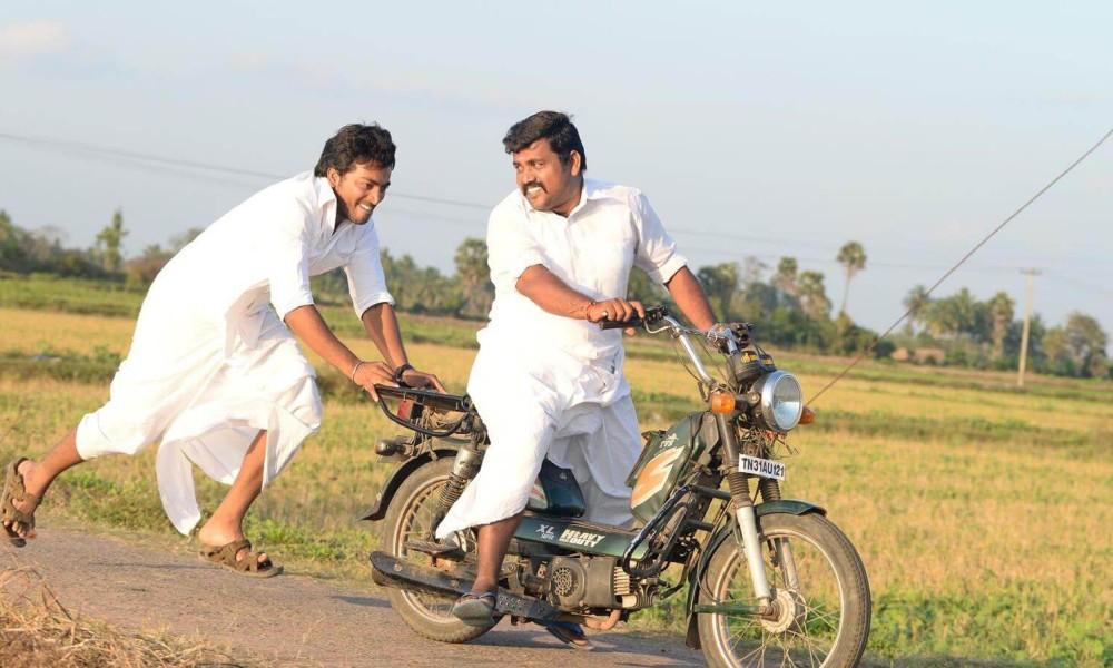 Raja manthiri movie kaali venkat and kalaiarasan harikrishna