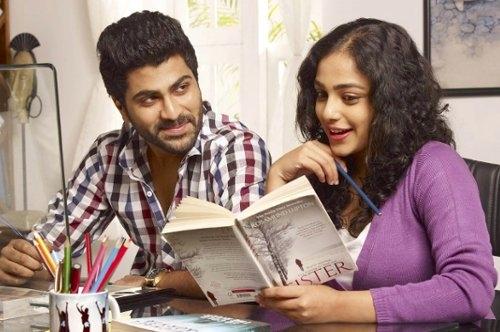 Rajadhi raja telugu movie sharwanand nithya menon stills