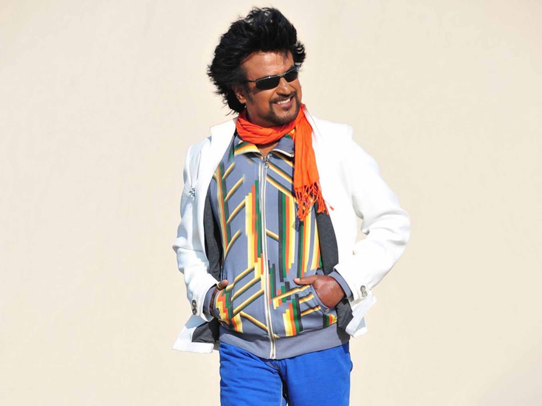 Super star rajinikanth pictures