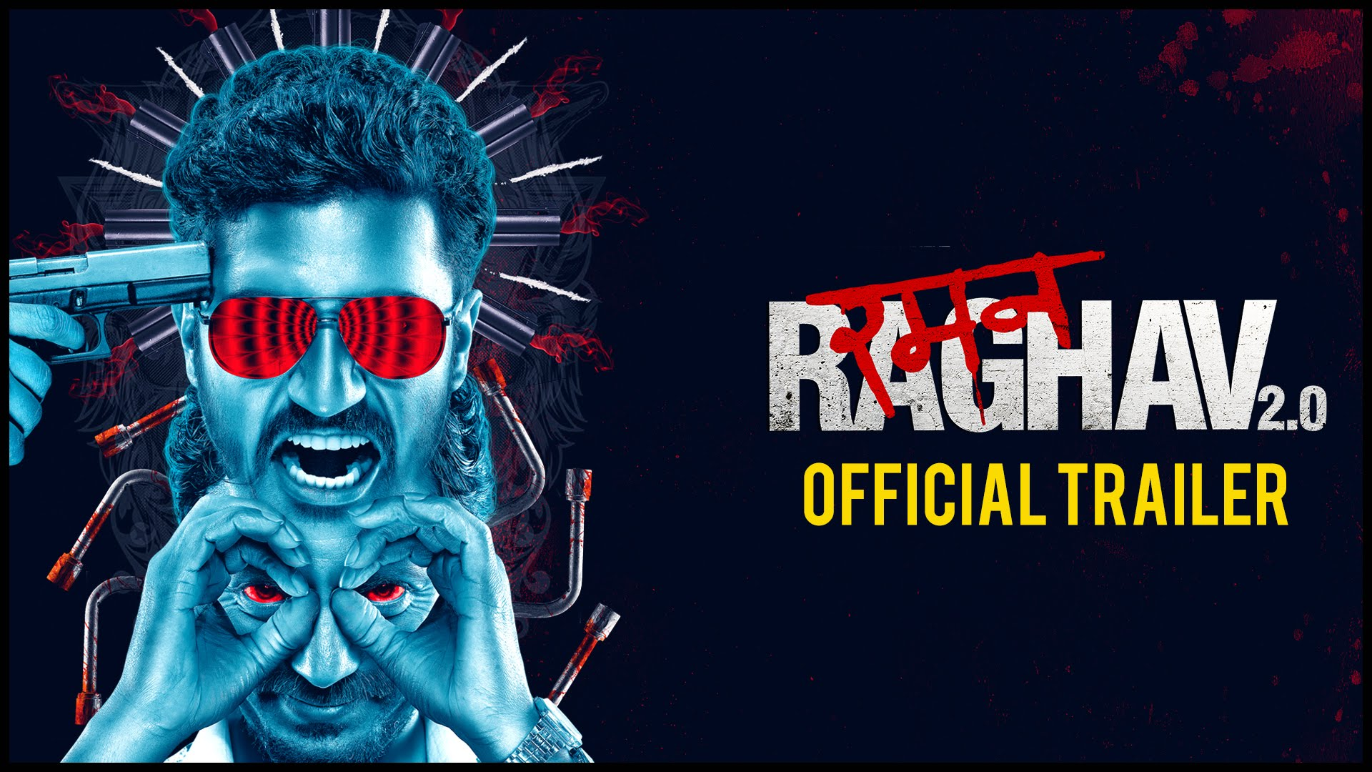 Raman raghav 2 0 official trailer stills