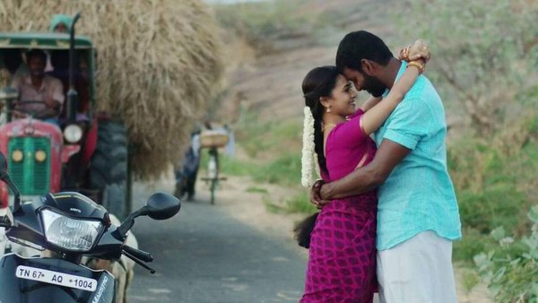 Rayudu movie actor visal and heroine sri divya photos