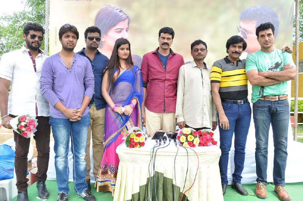 Rudra IPS telugu movie launch stills